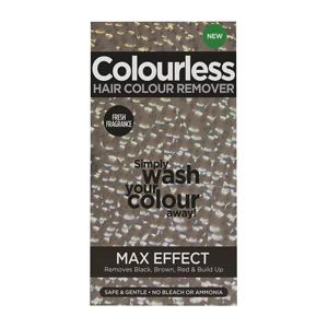 Colourless Haircolour Remover Max Effect