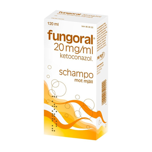 Fungoral Schampo