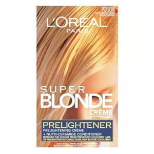 Loreal Paris Super Blonde Creme Avfärgning